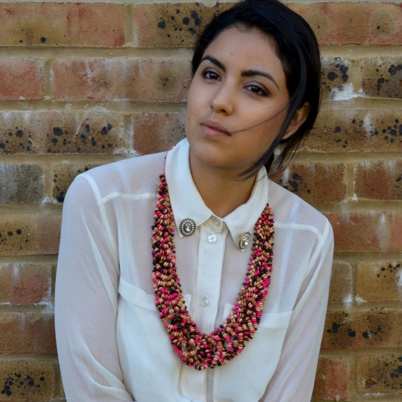 Handmade African Beads Necklace Ethical Fashion Jewellery