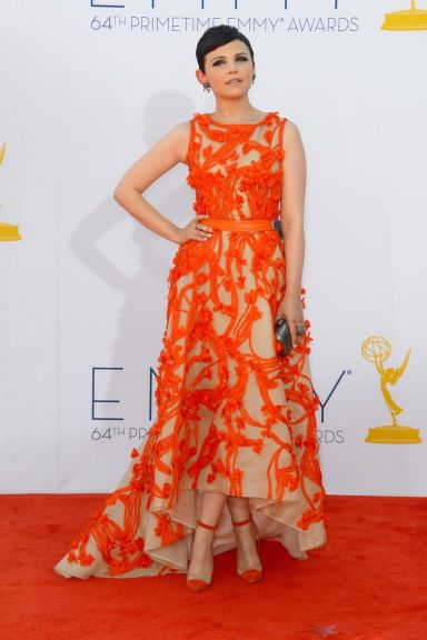 Ginnifer Goodwin Emmy Awards Fashuun Village
