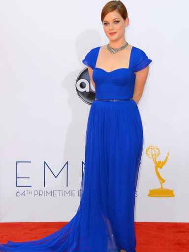 Jane Levy Emmy Awards 2012