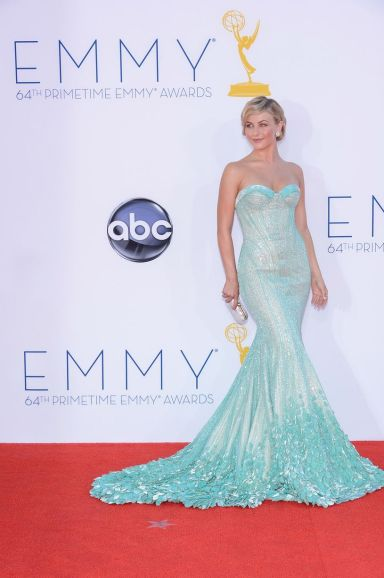 Julianne Hough Emmy Awards 2012 Fashuun Village