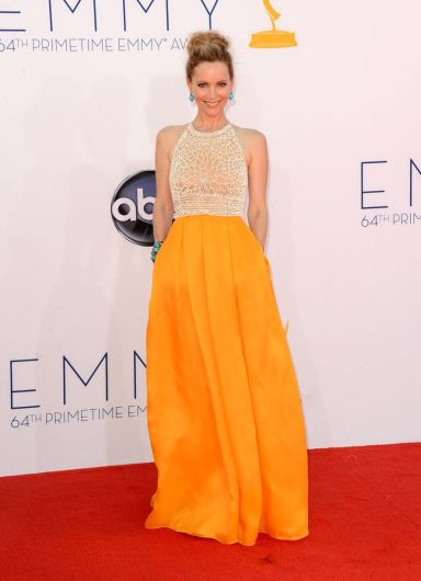 Leslie Mann Emmy Awards 2012