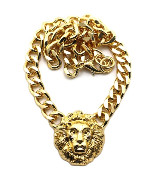 Rihanna Queen of the Jungle Necklace
