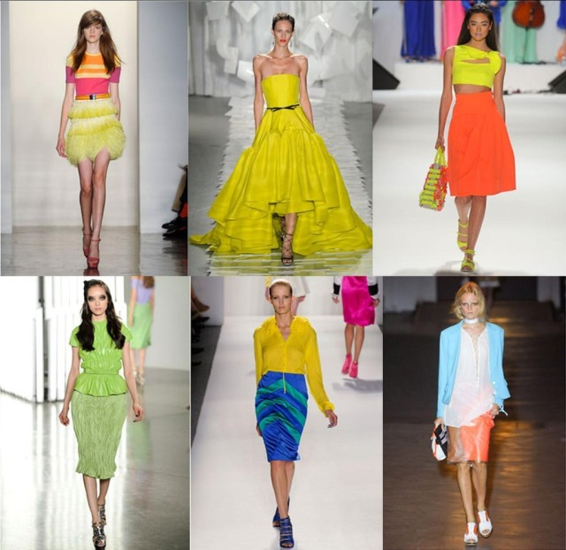 neon from runway